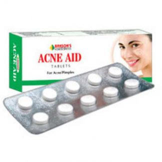 Medicines Mall - Baksons / Sunny  Acne Aid (75 TABLETS) Tablets