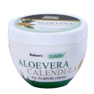 Medicines Mall - Baksons / Sunny  Aloe Vera / Aloevera Calendula (30 GM) Cream