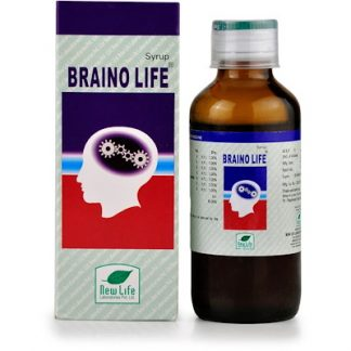 Medicines Mall - New Life Braino Life (100 ML) Syrup