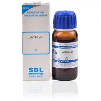 Medicines Mall - SBL Jaborandi (Q) (100 ML) Mother Tinctures / MT