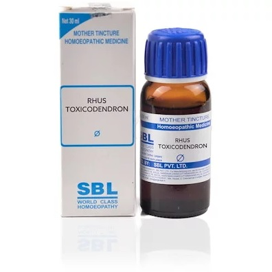 Medicines Mall - SBL Rhus Toxicodendron (Q) (100 ML) Mother Tinctures / MT