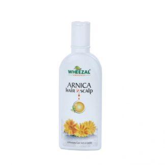 Medicines Mall - Wheezal Arnica Hair N Scalp Treatment (100 ML) Hair Oil