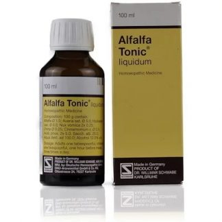 Medicines Mall - Willmar Schwabe Germany Alfalfa (100 ML) Syrup