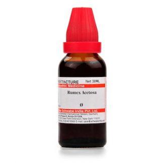 Medicines Mall - Willmar Schwabe India Rumex Acetosa (Q) (30 ML) Mother Tinctures / MT
